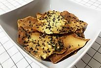 芝麻脆饼的做法