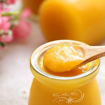 自制细腻芒果酱