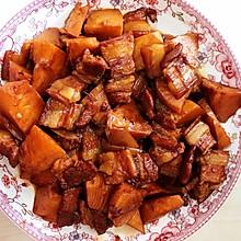 #餐桌上的春日限定#冬笋红烧肉