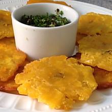 「南美风味」芭蕉煎饼