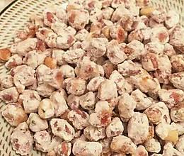 家常菜挂霜花生米的做法