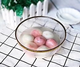#精品菜谱挑战赛#伍仁汤圆的做法