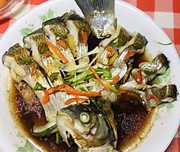 #福气年夜菜#孔雀开屏鱼的做法