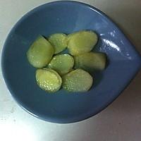 祛痘消斑生姜蜂蜜水的做法图解2