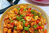 香辣过瘾超级下饭青椒辣子鸡的做法