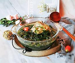 #快手又营养,我家的冬日必备菜品#海带大骨汤的做法