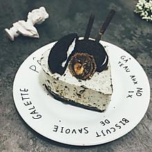 Oreo奥利奥酸奶冻芝士蛋糕下午茶#相约MOF#