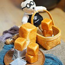 创意面包|炼乳淡奶油骰子吐司,可爱的小面包#硬核菜谱制作人#