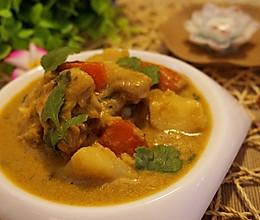 印度咖喱鸡翅的做法