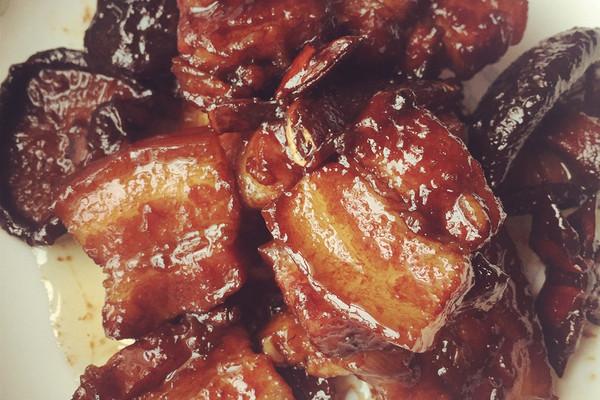 上海红烧肉(酥烂Q甜)