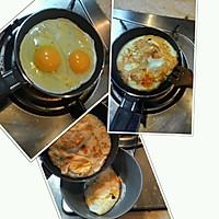 宜家最小平底锅煎荷包蛋 溏心蛋 半熟西式煎蛋的做法图解3