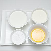 焦糖鸡蛋布丁的做法图解1
