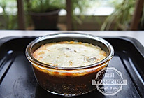 懒人的幸福生活——无印良品牛肉咖喱焗饭的做法