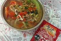 简单的瘦肉榨菜米粉------乌江榨菜的做法