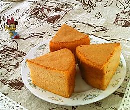 #硬核菜谱制作人##金龙鱼精英烘焙赛阿狗战队#茄红素戚风蛋糕的做法