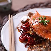 香辣蟹——捷赛私房菜