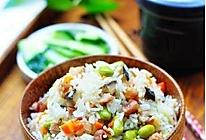 【电饭锅菜饭】的做法