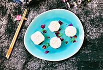 玫瑰豆沙山药糕的做法