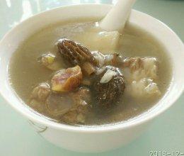 小羊肚菌汤的做法