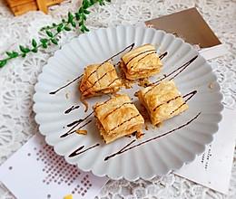 手抓饼肉诉松三明治#硬核菜谱制作人#的做法