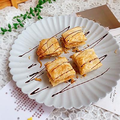 手抓饼肉诉松三明治