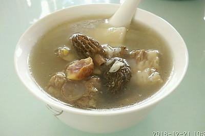 小羊肚菌汤