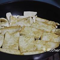 香煎豆腐#黑人牙膏一招制胜#的做法图解6