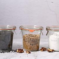 【自制黑芝麻糊】超健康的养生早餐的做法图解13