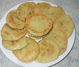 豆渣饼(分享)的做法