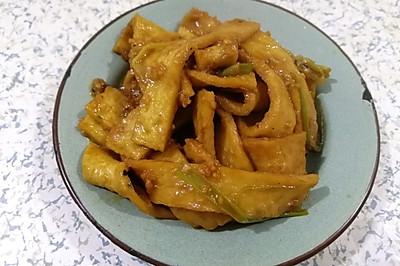 韩式炒鱼饼