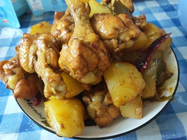鸡翅根儿炖土豆,不过时的初级食肉者必备技能
