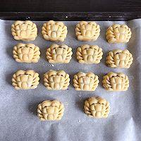 网红螃蟹月饼的做法图解10