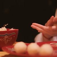 【牡丹花糍】四月国色香,制成糕点更动人(新手易做)的做法图解5