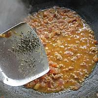 番茄肉酱焗饭#百吉福芝士力量#的做法图解10