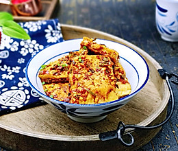 #《风味人间》美食复刻大挑战#香辣脆皮豆腐的做法