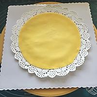 芒果千层蛋糕(新手0失败)的做法图解9