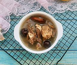 尾骨猪心汤的做法