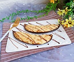炼乳芝士烤香蕉的做法