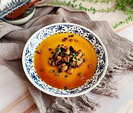 #快手又营养,我家的冬日必备菜品#海参蒸蛋的做法