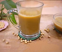 红枣枸杞黑豆豆浆的做法