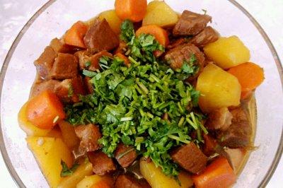 土豆炖牛肉(高压锅版)