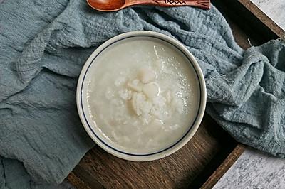 山药白萝卜粥#花10分钟,做一道菜!#