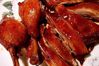上海酱鸭(腿)