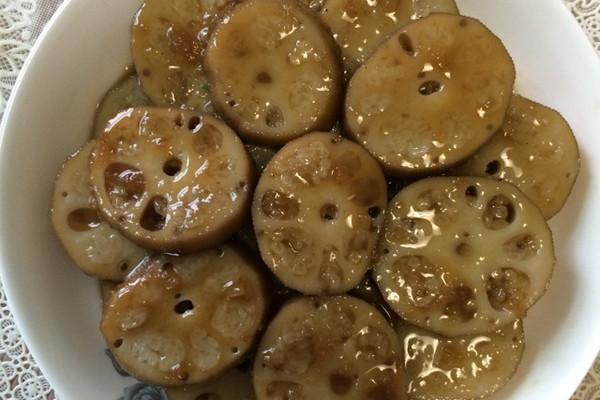 糯米藕的做法