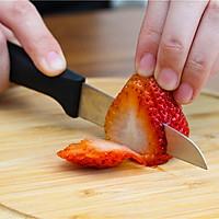 16岁少女的草莓慕斯|没有烤箱也要吃甜品No.8的做法图解6