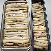 柔软豆沙吐司的做法图解15