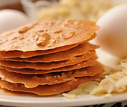 瓜子仁薄脆饼干的做法