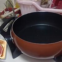 蒜烤猪排——利仁电火锅试用菜谱之煎的做法图解1