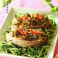 雪菜蒸鲩鱼