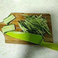凉拌黄瓜海带丝的做法图解5